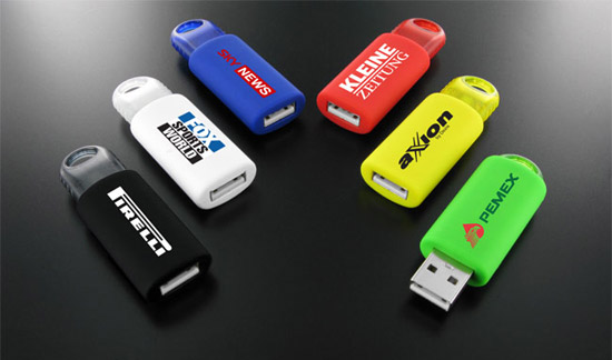 Kinetic Series  Memoria USB