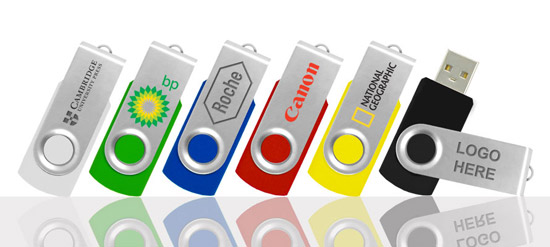 Twister Series Memoria USB