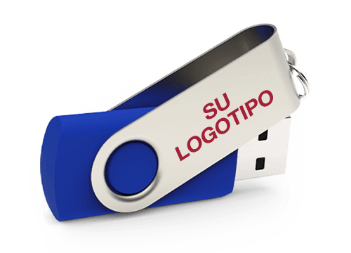Twister - USB Personalizados
